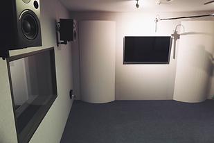 Half-Light Recording Room 1