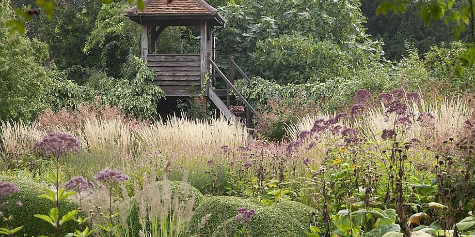 Waltham Place Organic Garden - a talk