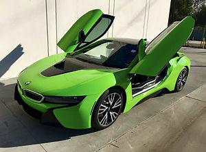 Green i8,