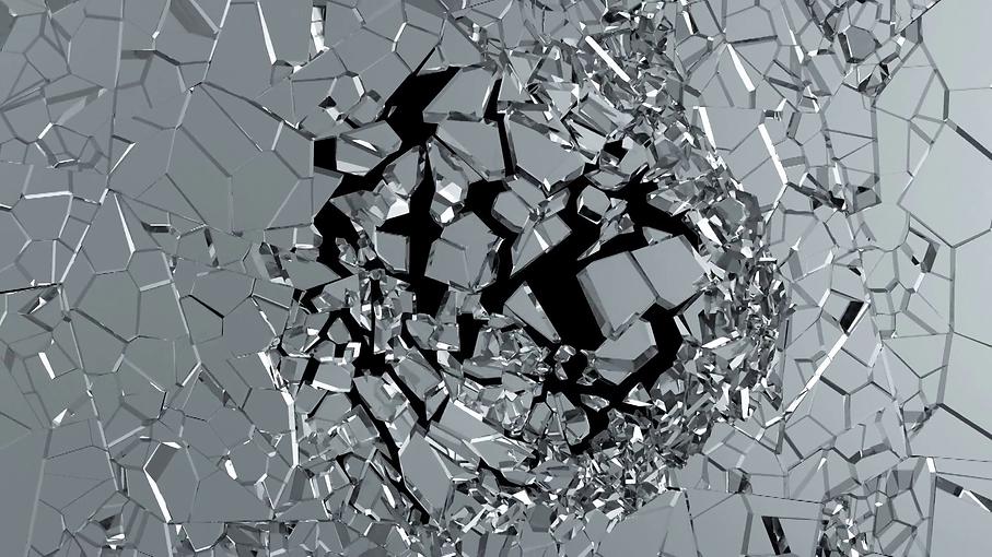 Burglary Broken Glass