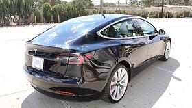 Tesla Model 3 Tint