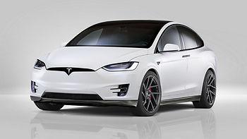 Full PPF Installation-Tesla X