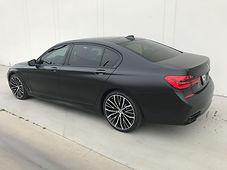 BMW Ceramic Tint