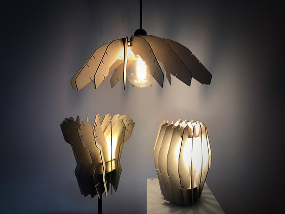 FLOR 6 in 1 Lampshade