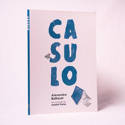 Livro Casulo de Alexandra Baltazar