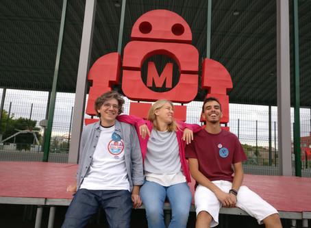 O VIVALab esteve na Maker Fair Lisboa