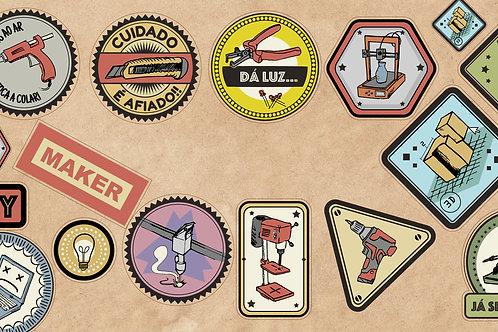 KitFerrabit Stickers