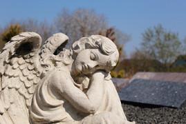 Ruhender Engel