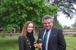 Guillaume Macaire et Barbara Guenet