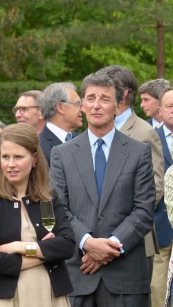 Le Président de France Galop