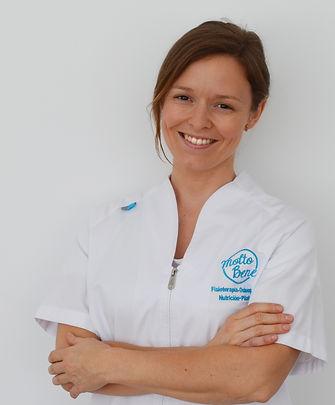 Carla Molto Fisioterapeuta Osteopata Valencia