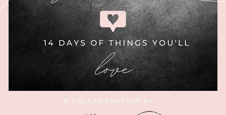 Lovely Little Countdown - 14 days of things you'll love