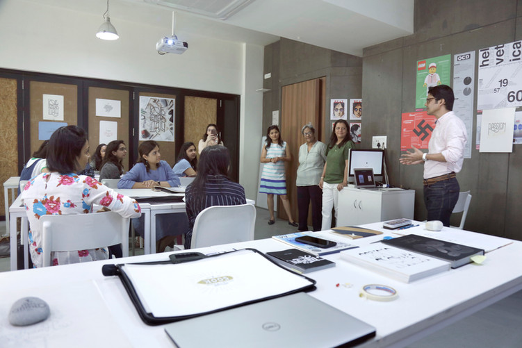 Immersive Lettering Workshop in Mumbai