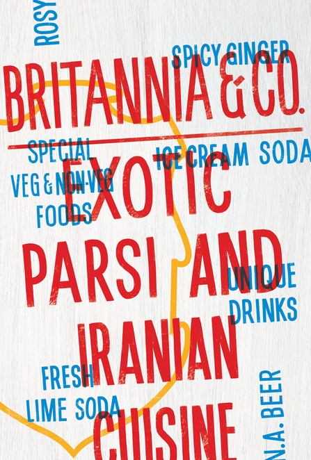 Typographic tribute to Britannia & Co.