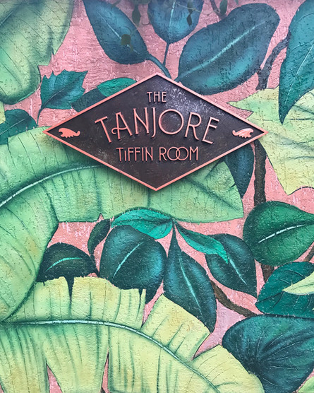 The Tanjore Tiffin Room