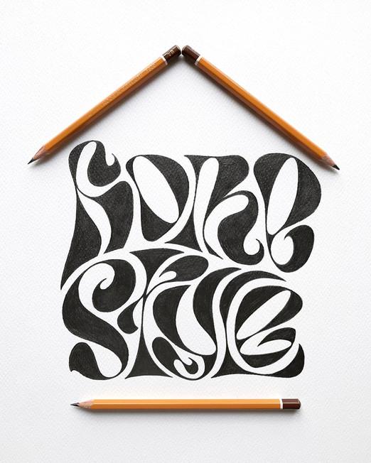 Hand Lettered Artworks