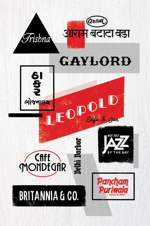 Type tasting Mumbai's iconic restaurants