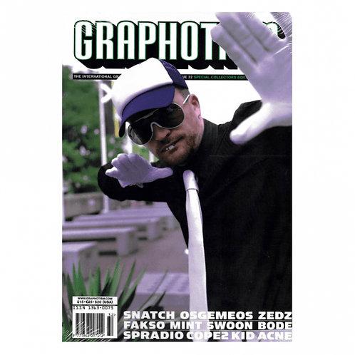 Graphotism Magazine | Issue 32