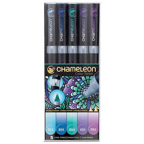 Chameleon Color Tones 5 Cool Tones