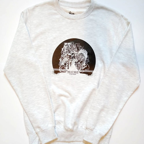 Thieves battle sweater
