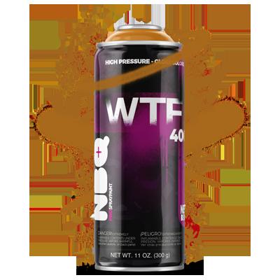 NBQ WTF spraypaint