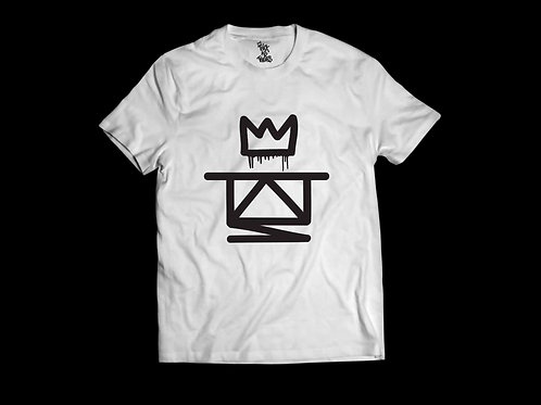 #TATSUK abstract logo tee