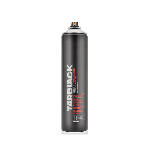 Montana Tar Black Spray Paint 600ml