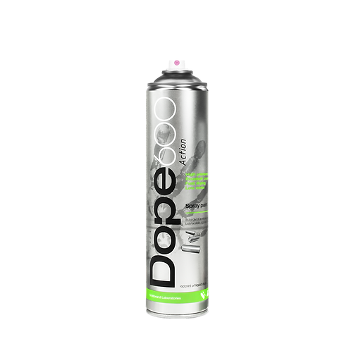 Dope Action Black 600ml spray paint