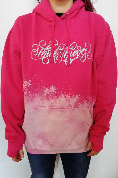 Thieves pink passion hoodie