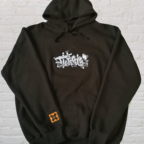 Thieves Black Graffiti 2020 Hoodie