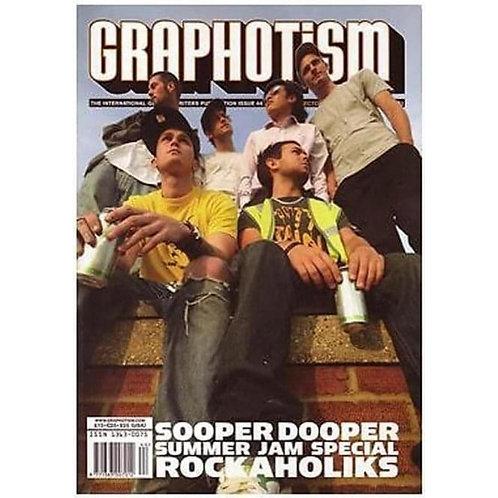 Graphotism Magazine | Issue 44