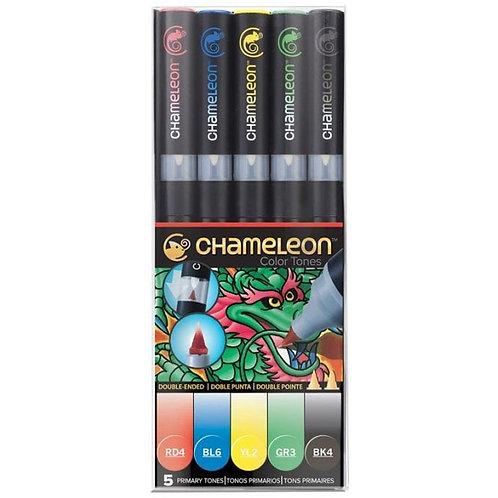 Chameleon Color Tones 5 Primary Tones