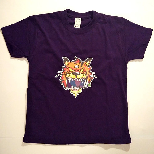 Lil Thieves kids tiger tee
