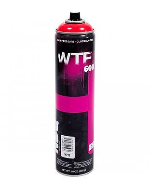 NBQ WTF 600ml spray paint