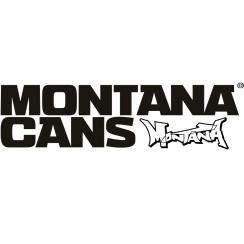 Montana Cans spray paint