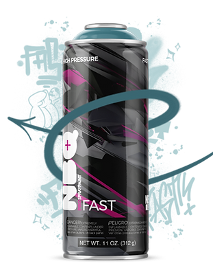 NBQ Fast spray paint
