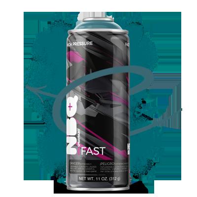 NBQ Fast spraypaint