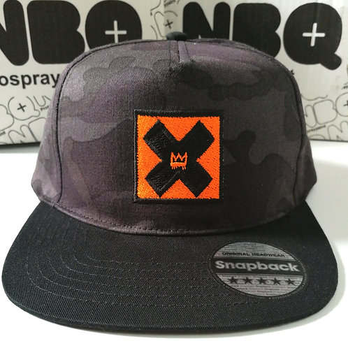 Thieves midnight camo snapback