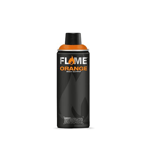 Flame orange High pressure Spraypaint