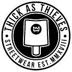 Thick as thieves streetwear logo