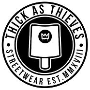 Thick as thieves streetwear logo