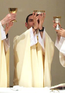 Eucharistie-messe Prière