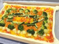 Torta alle verdure