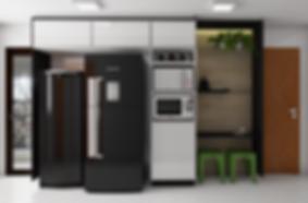 cozinha fucional