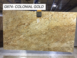 COLONIAL GOLD