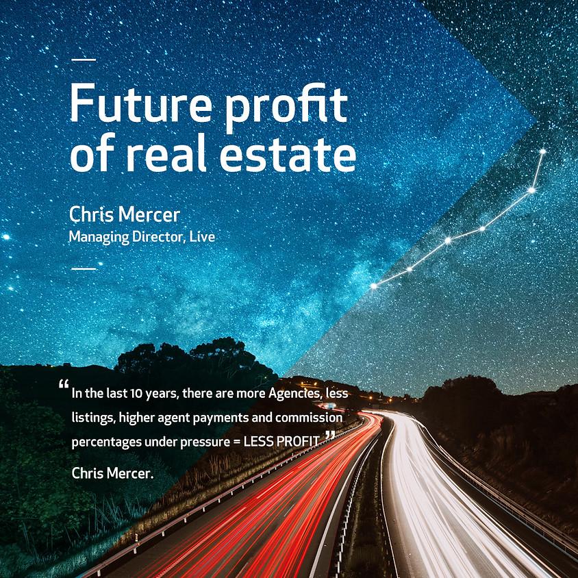 Future profit of real estate