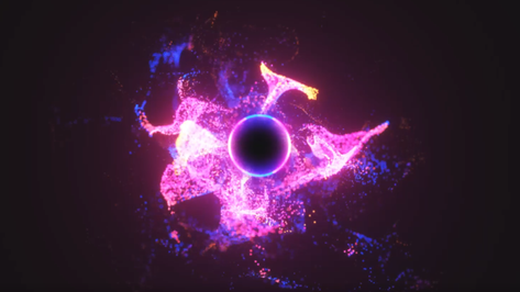 Particle Bloom