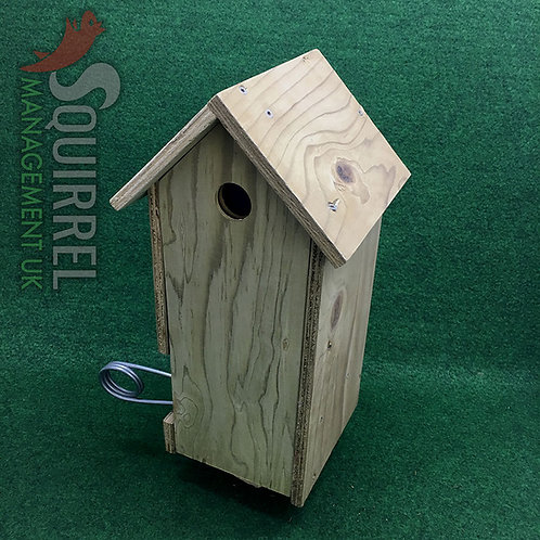 Bird Box Squirrel Trap
