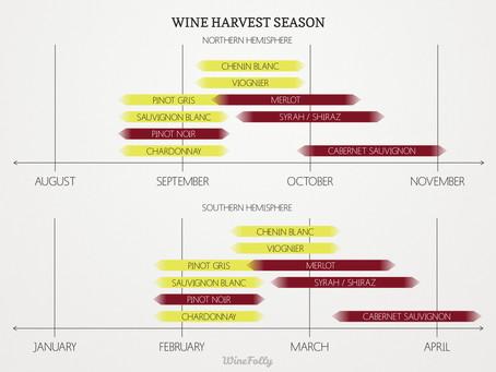Harvest Season 2020