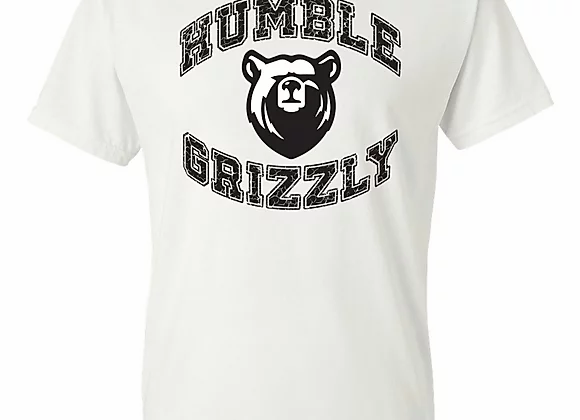 Classic Humble Grizzly Tee